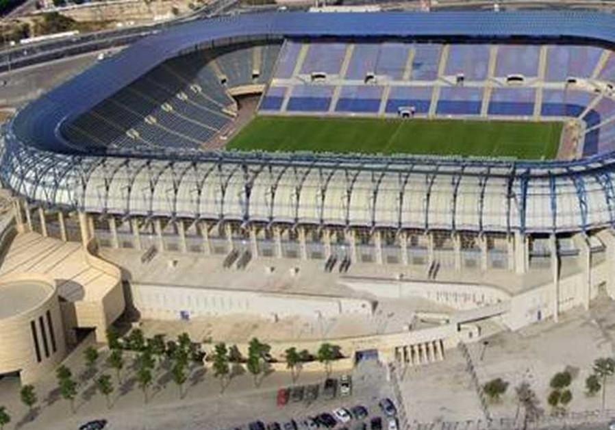 Teddy Stadium.