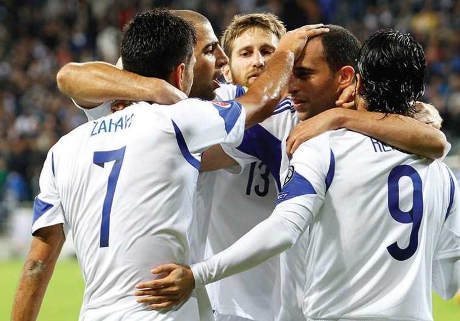 football Israel