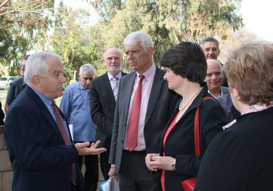 Head: EU-Israel twinning program launched in veterinary supervision sector