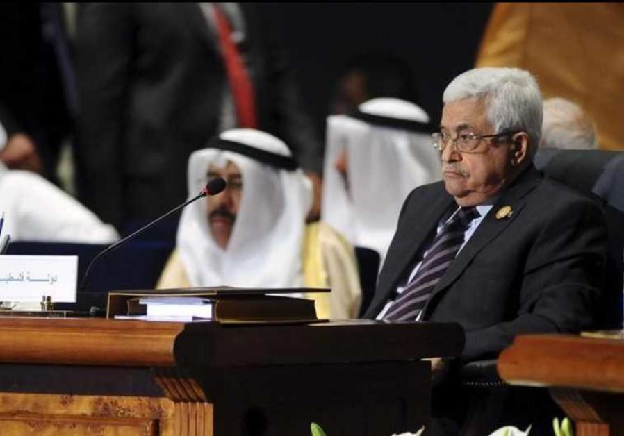 Abbas: Israeli-Palestinian relationship must change