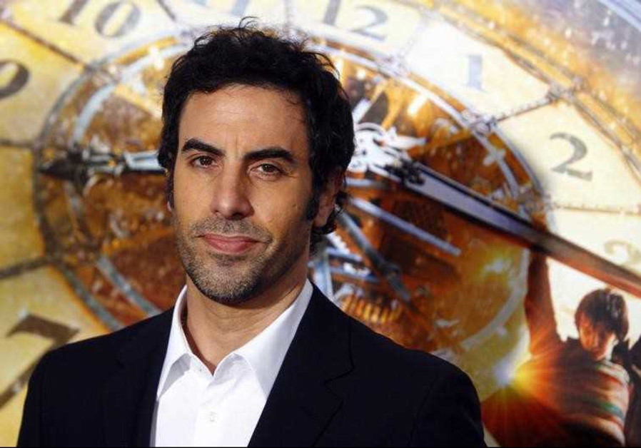 Sacha Baron Cohen to play Israeli spy in new Netflix thriller