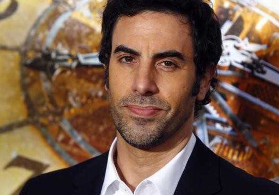 Sacha Baron Cohen.