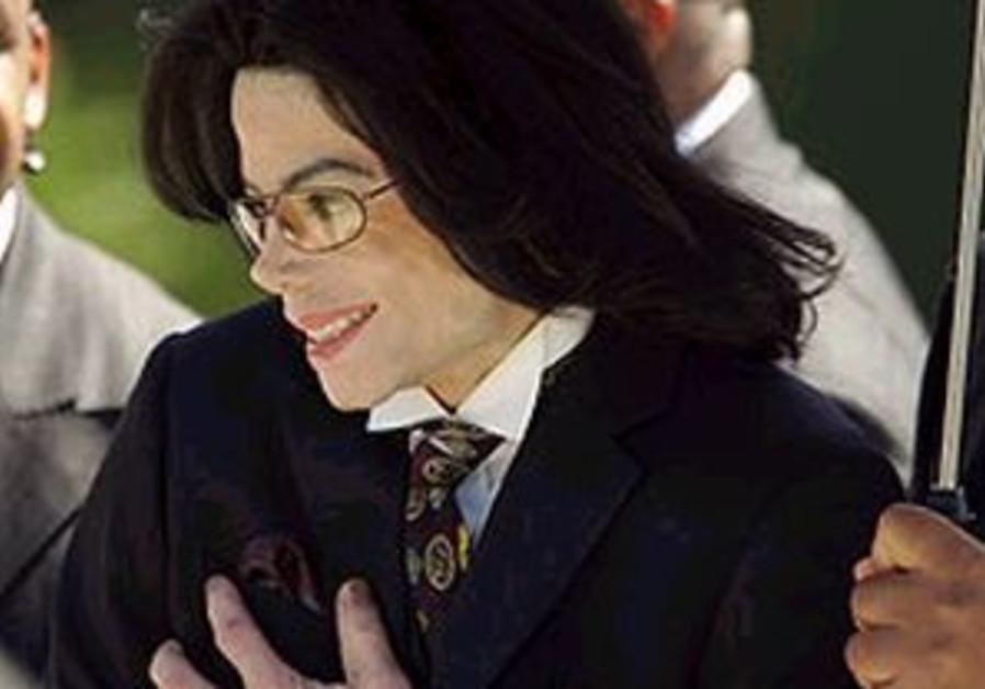 Michael Jackson calls Jews 'leeches'