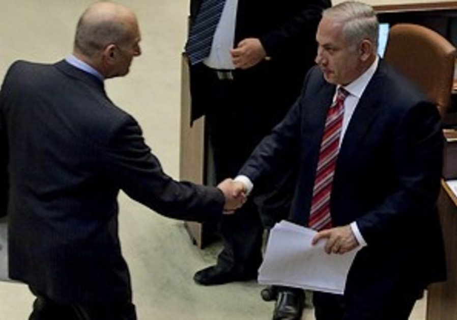 Likud slams Olmert after speech criticizing Netanyahu