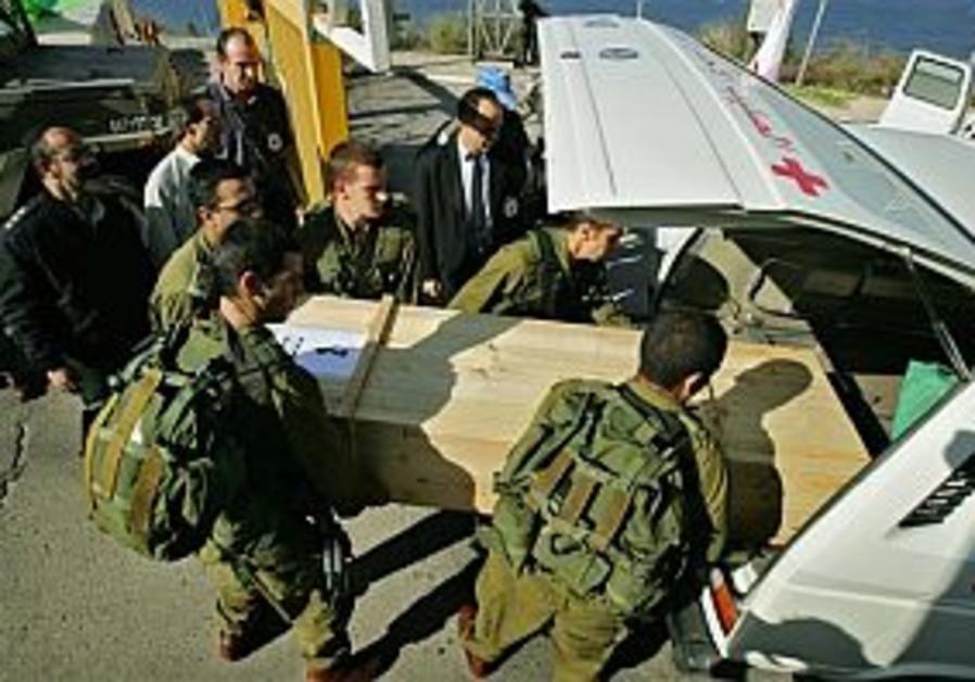 hizbullah bodies being returned 298 88 ap