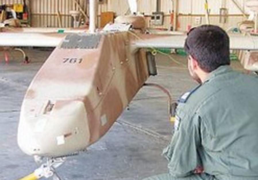 Israel rethinks UAV sale to Russia