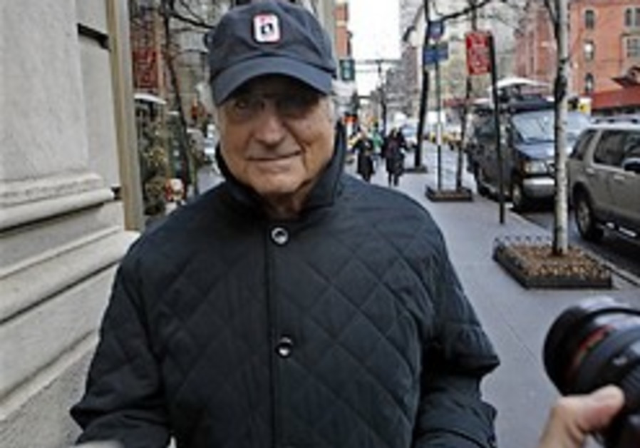 Madoff ordered to forfeit over $170 b.