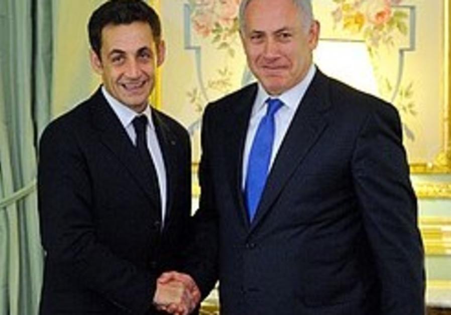EU worried over Bibi's peace plans