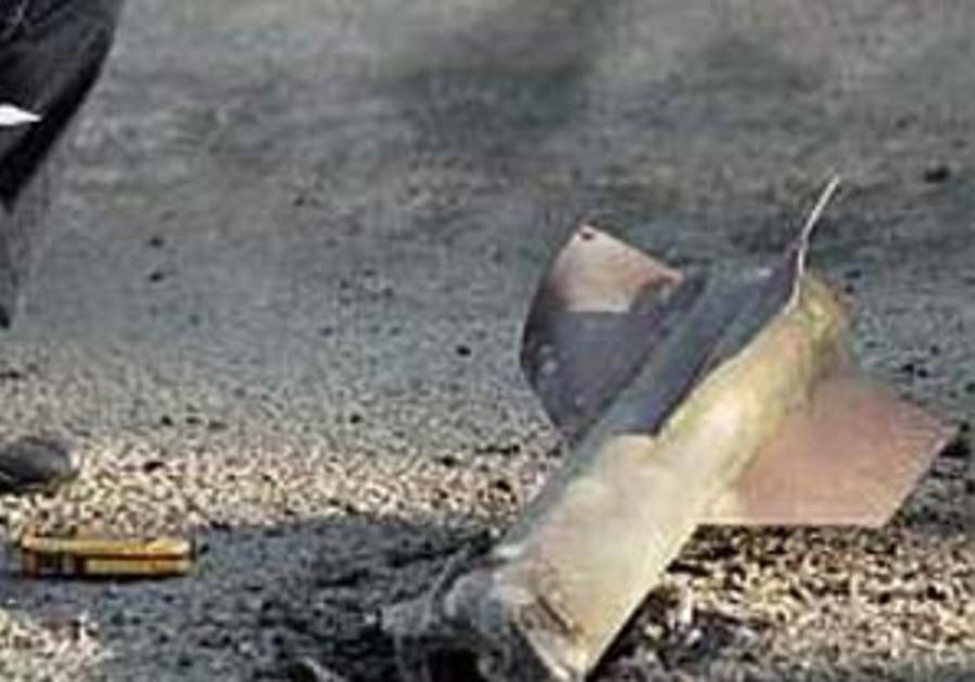 Kassam rocket lands in Negev; no injuries reported