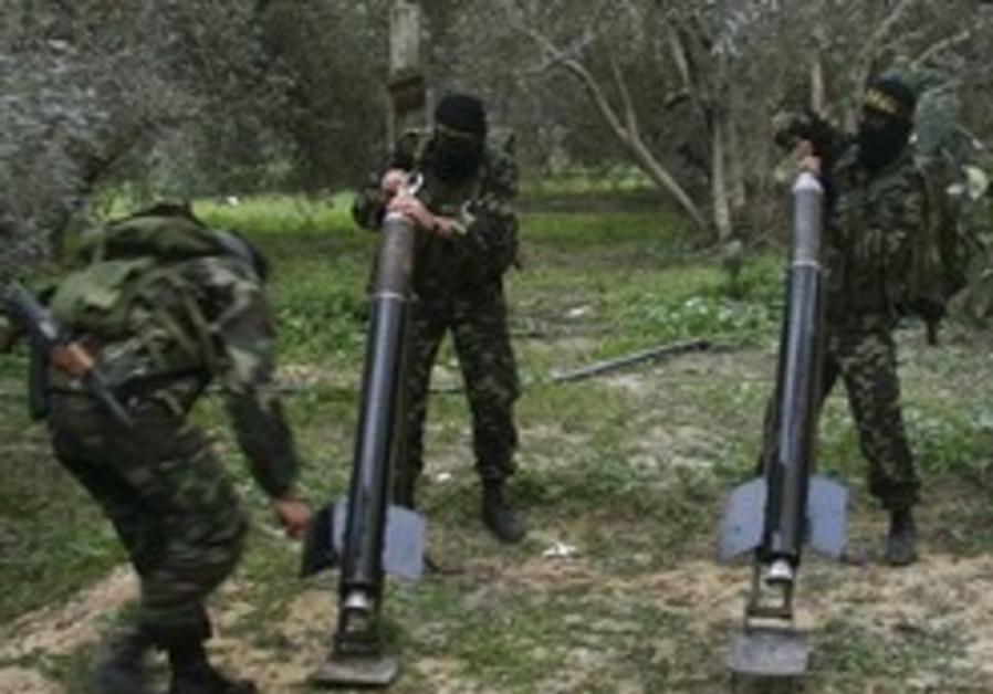 Kassam rocket hits Ashkelon region