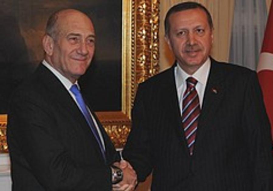 Ankara, J'lem try to repair damaged ties