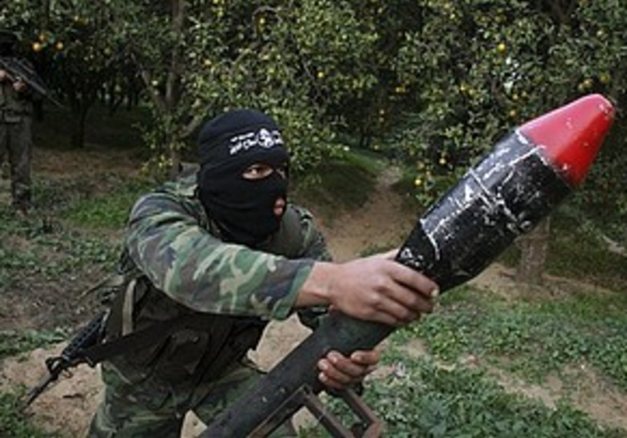 Hamas official: Those firing rockets at Israel are rebels