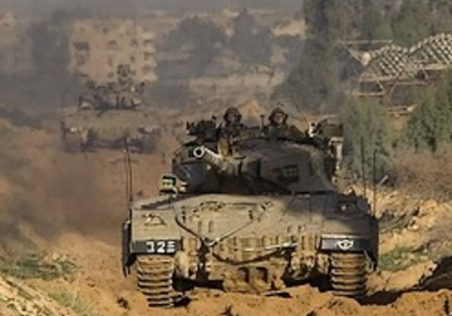 Mandelblit leads IDF battle to comply with international law