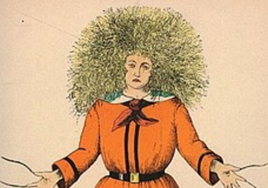 Everybody and his 'Struwwelpeter'
