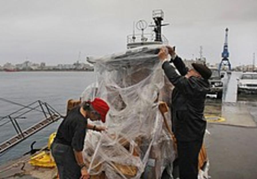 IDF Navy intercepts Gaza-bound ship