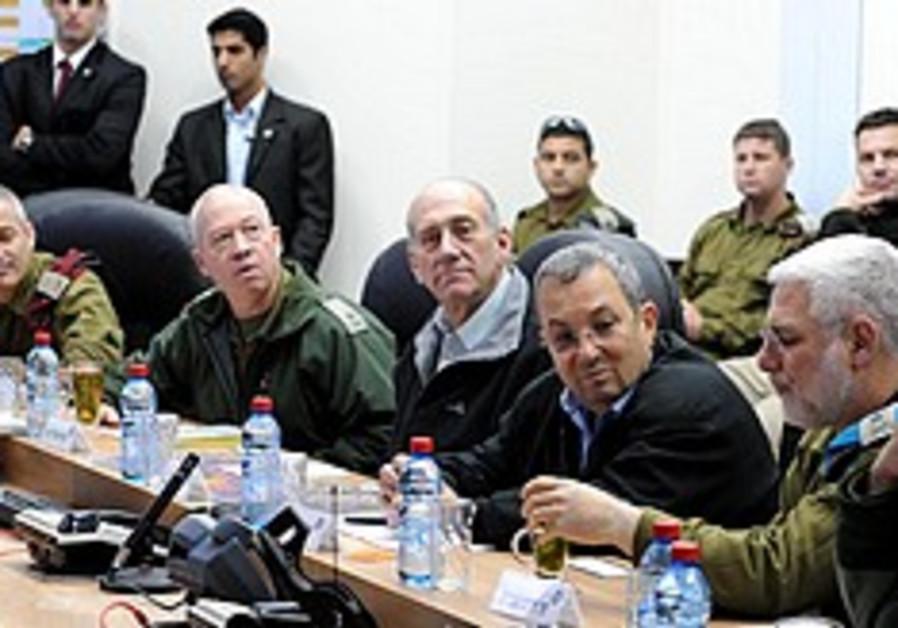 'Post' poll: War boosting Likud, Labor
