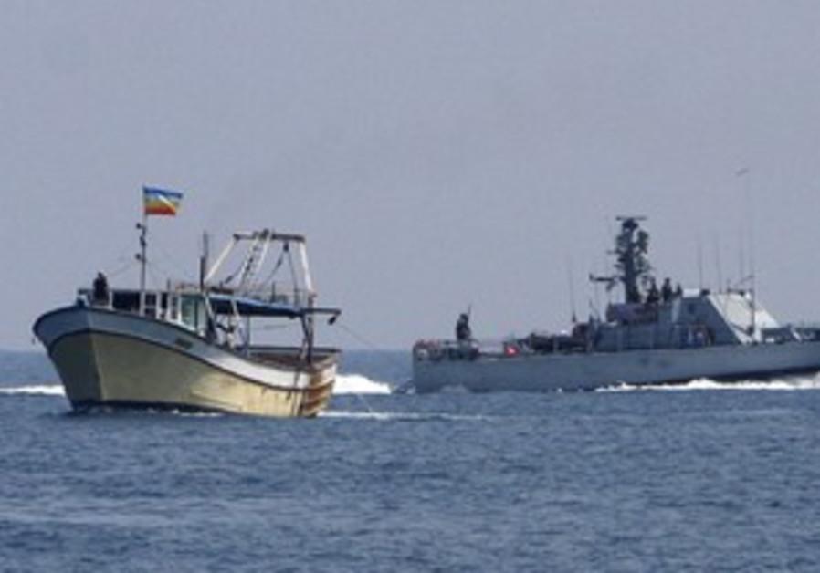 Gaza port readies for flotilla
