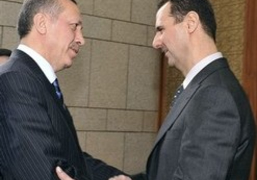 'Erdogan-led Turkey can't broker talks'