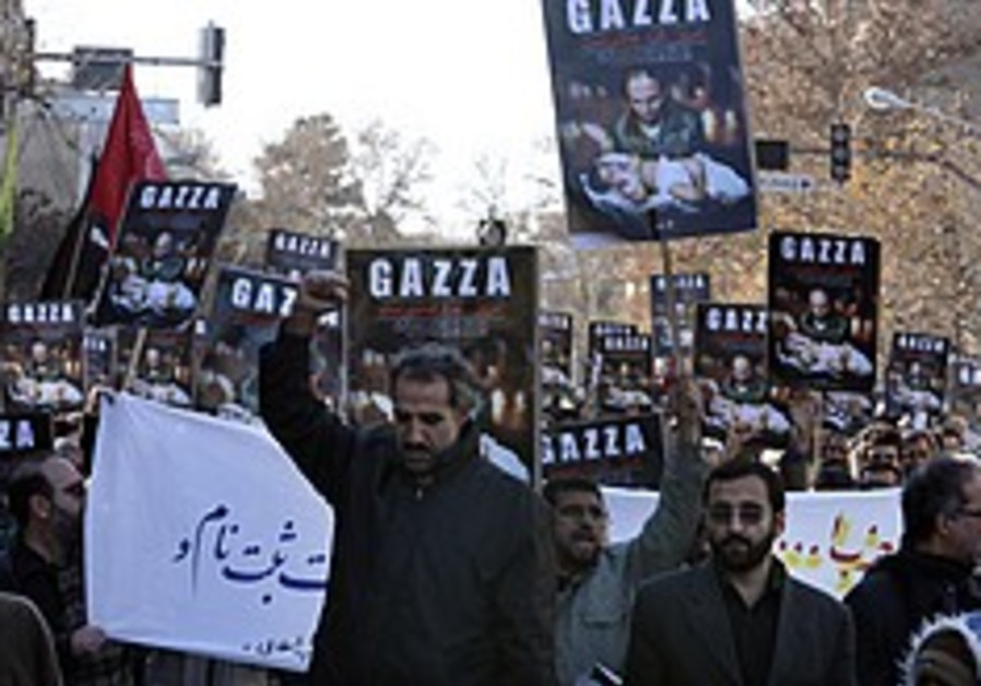 Protests against Gaza op sweep Mideast