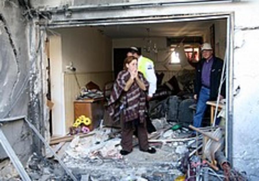 Sderot residents testify before Goldstone panel