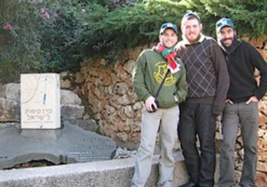 Away from the Embattled South to The Peaceful KKL-JNF Northern Sites