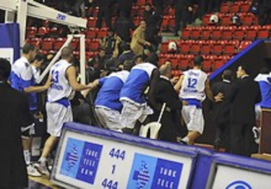 Euro hoops: 'A dark day for Israeli sport'