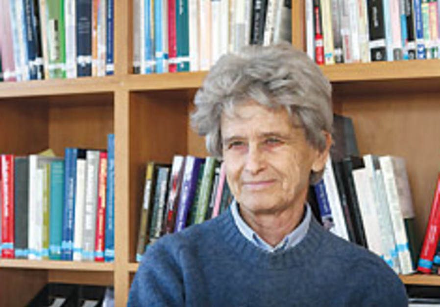 Law professor Gavison wins Israel Prize for legal research