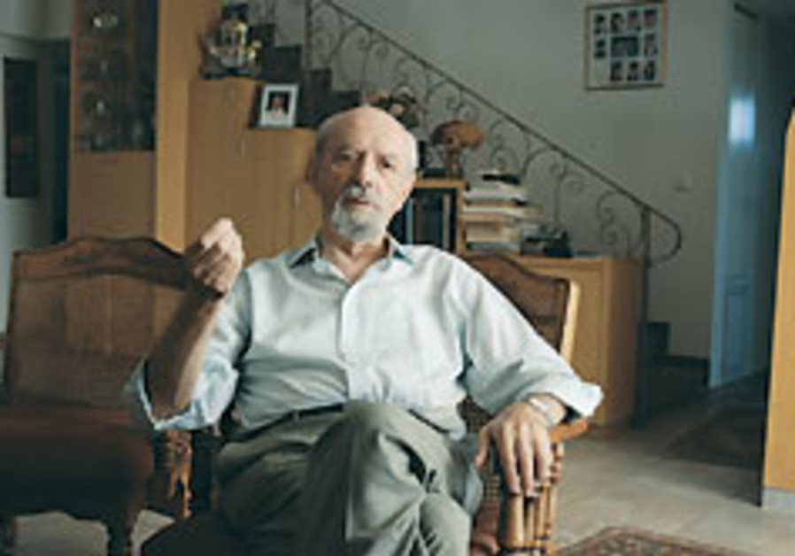 Veterans: From London to Ramat Aviv, Israel Shachter