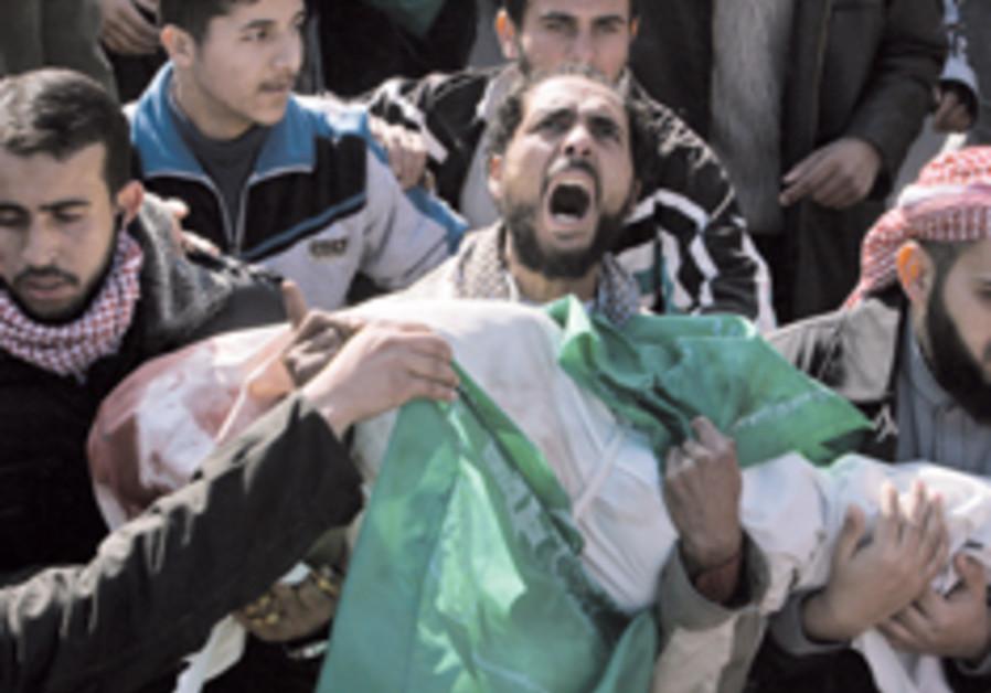 In the Diaspora: Faceless in Gaza