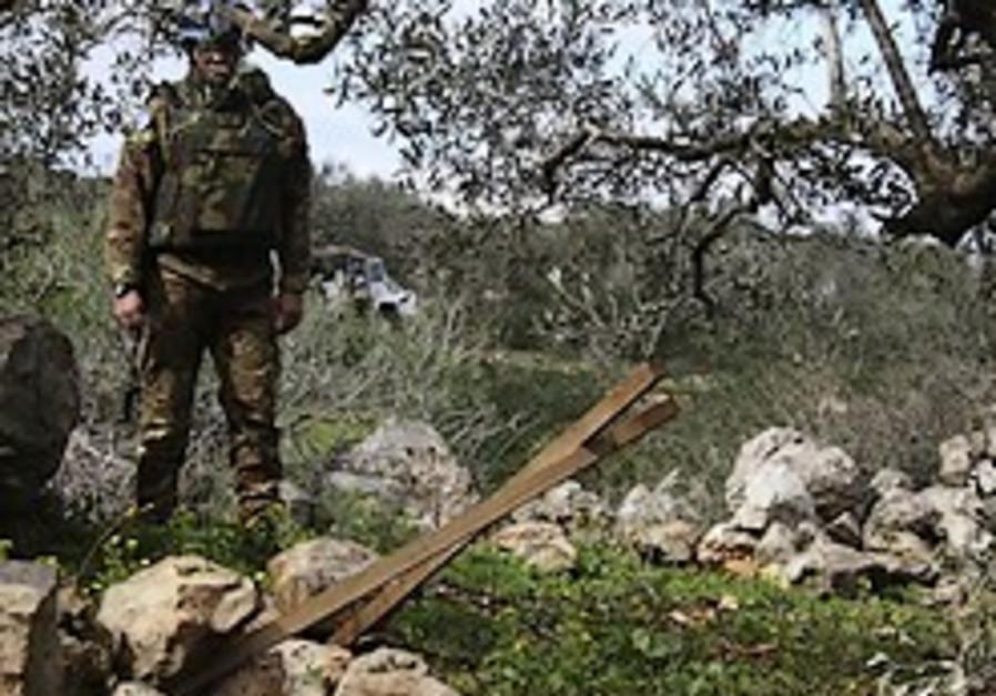 Palestinian sentenced to  25 years