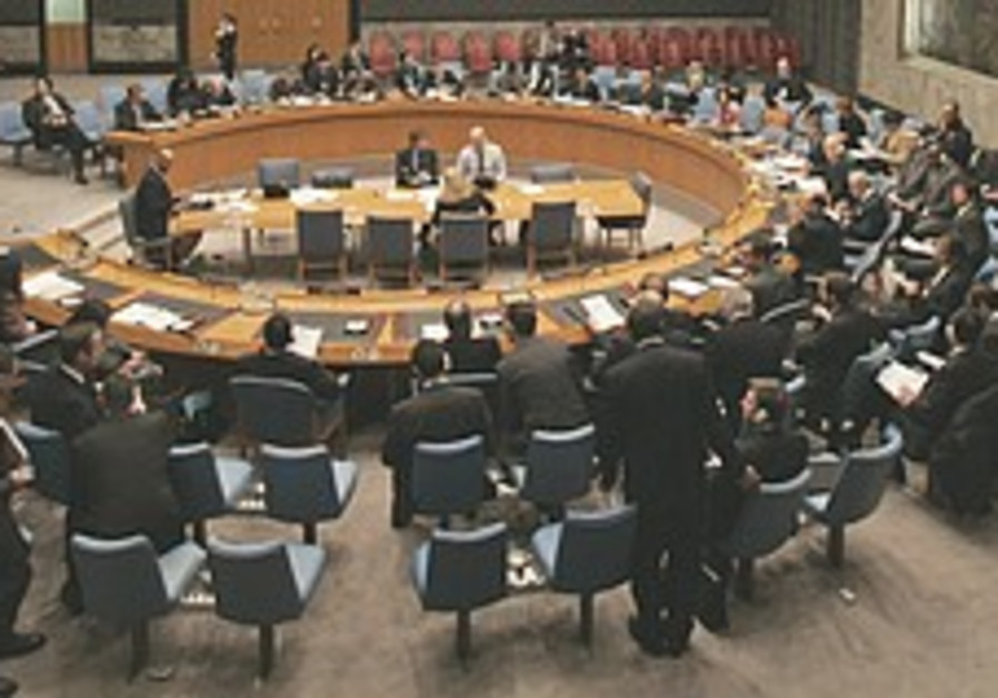 The UN's hollow Gaza resolution