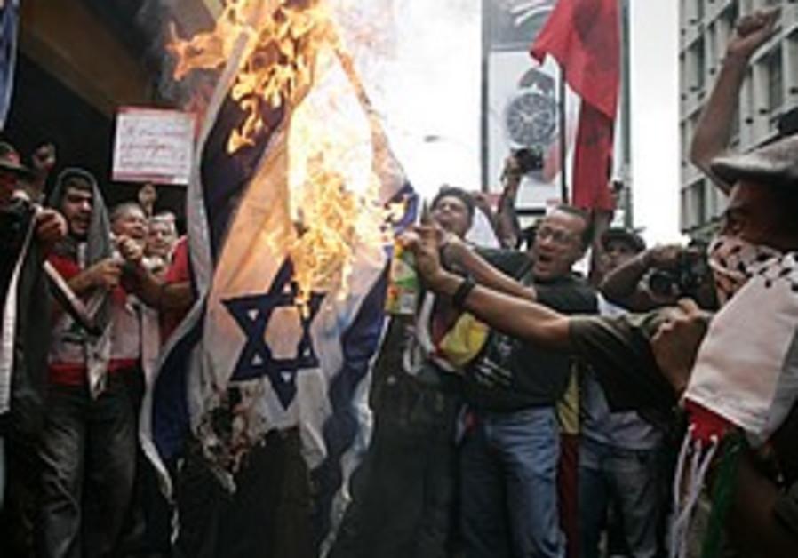 Venezuela's Jews close their schools