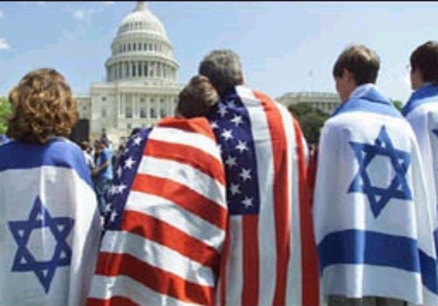 68% of Americans view Israel favorably