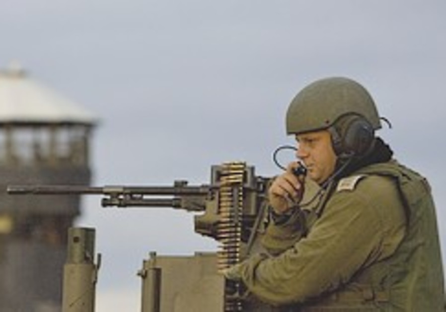 IDF, Gaza Palestinians exchange fire