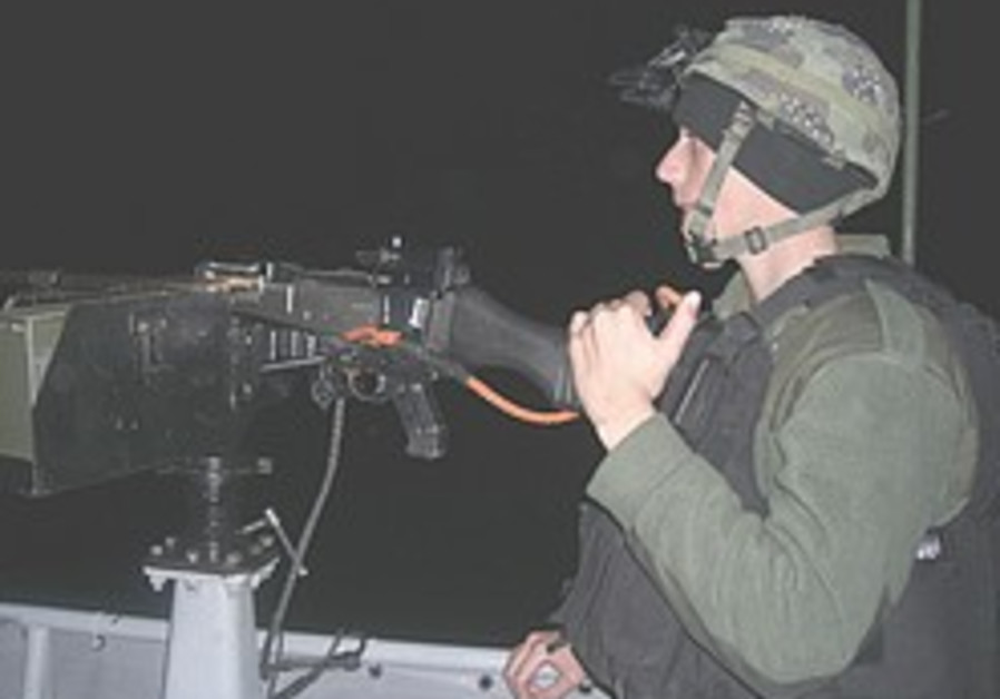 Fighting the Hamas war by sea