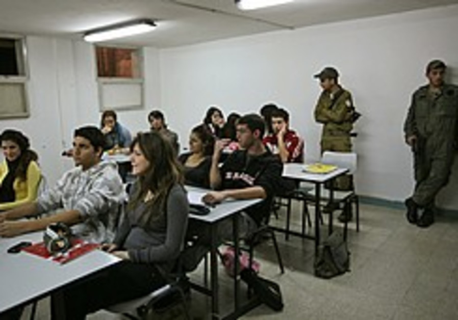 Ben-Gurion University comes back to life