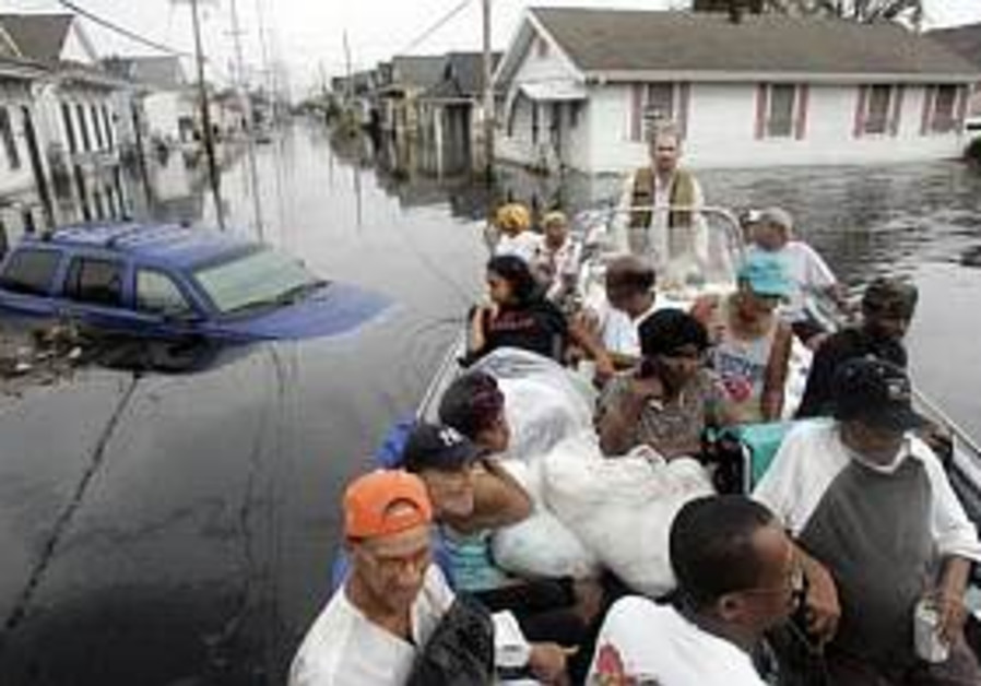 New Orleans elections put off until February because of Hurricane Katrina