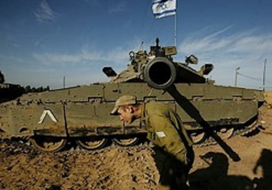 IDF foils terror attack on Gaza border