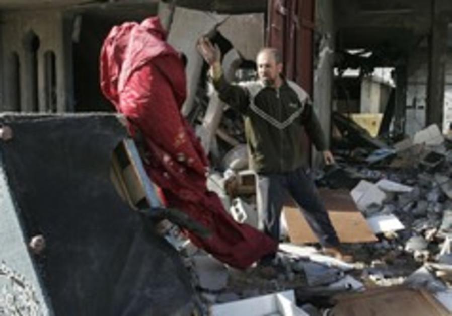 IDF: Civilian deaths less than 25% of total