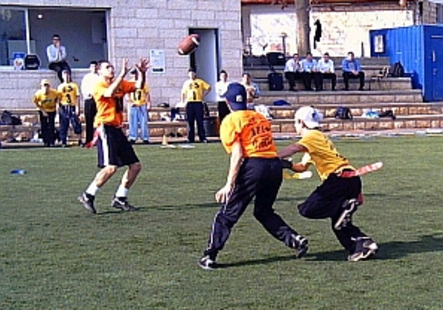American Football in Israel announces international tournament