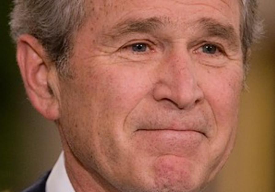 Bush visit to Geneva canceled after protest threat