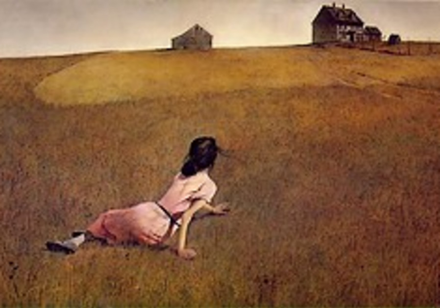 American painter Andrew Wyeth dies at 91