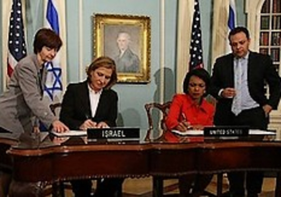 Analysis: The new MOU: Serious commitment, or a straw for Israel to grasp?