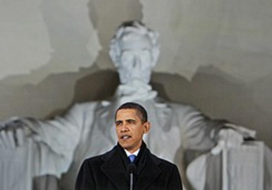 Jewish community gets on the Obama bandwagon