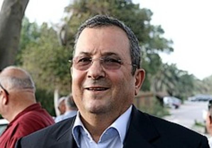 Barak: US must limit Iran diplo effort