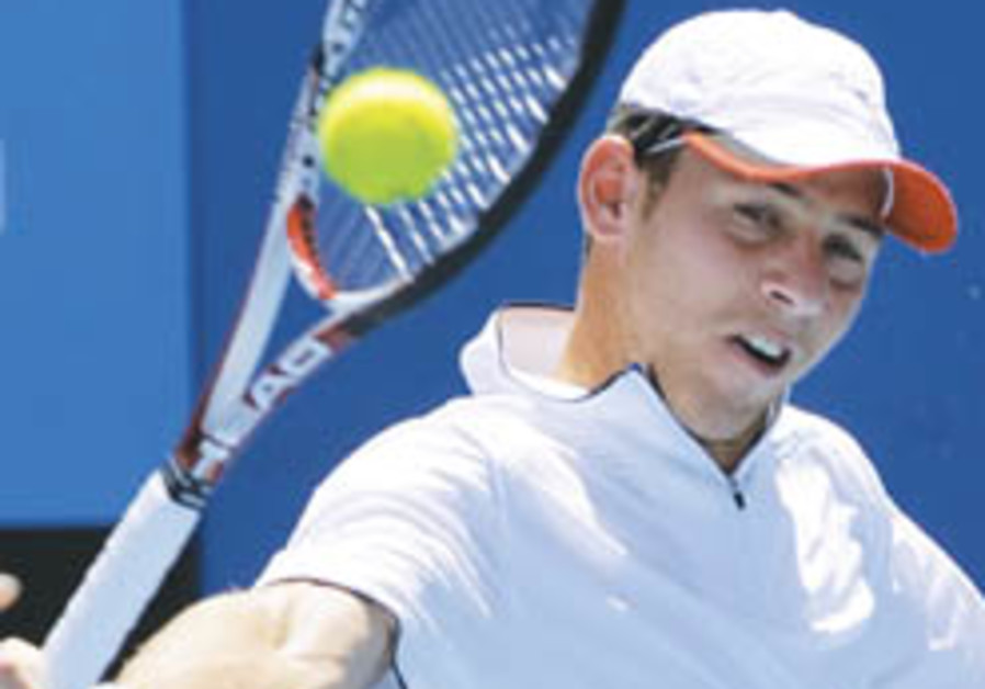 Australian Open: Sela stays positive after 3rd round loss