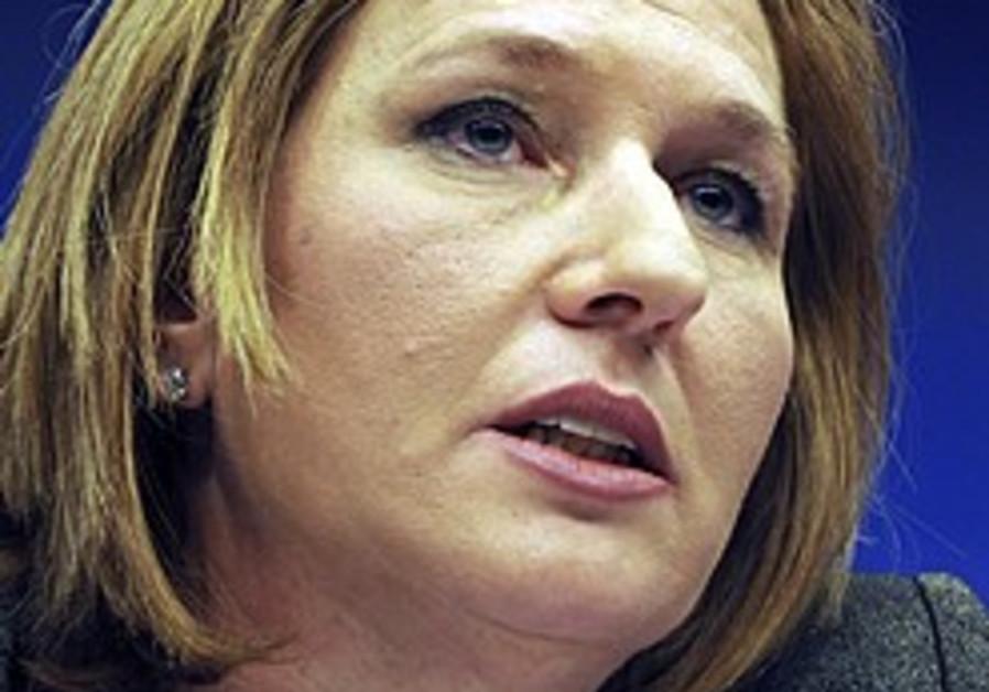 Livni: Israeli restraint in Gaza is over