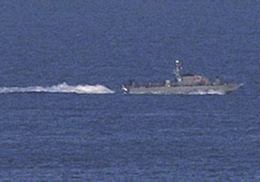 IDF chief hails Navy response to Gaza boat