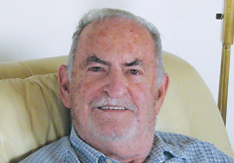 Veterans: From Colombia to Haifa: Jacobo Ghitis