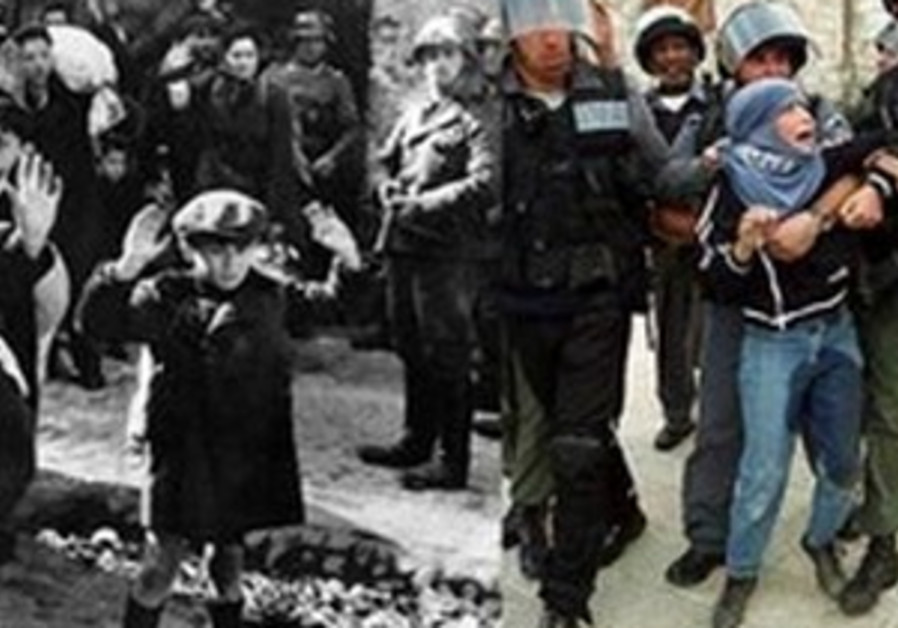 Yad Vashem s'oppose ? l'injurieuse comparaison